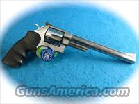 Smith & Wesson Model 629-3 SS .44 Mag Revolver **Used**