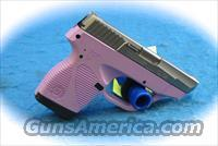 Taurus Model 738 TCP .380ACP  Pistol Lavender Frame SS Slide **New**