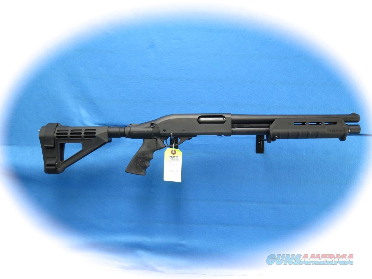 Remington Model 870 Tac-14 Pump Shotgun 12 Ga  W/Arm Brace **New**