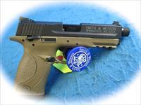 Smith & Wesson M&P 22 Compact FDE W/TB .22 LR Pistol Model 10242 **New**