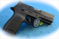 Sig Sauer P250 Compact 9mm DA Only **Used**