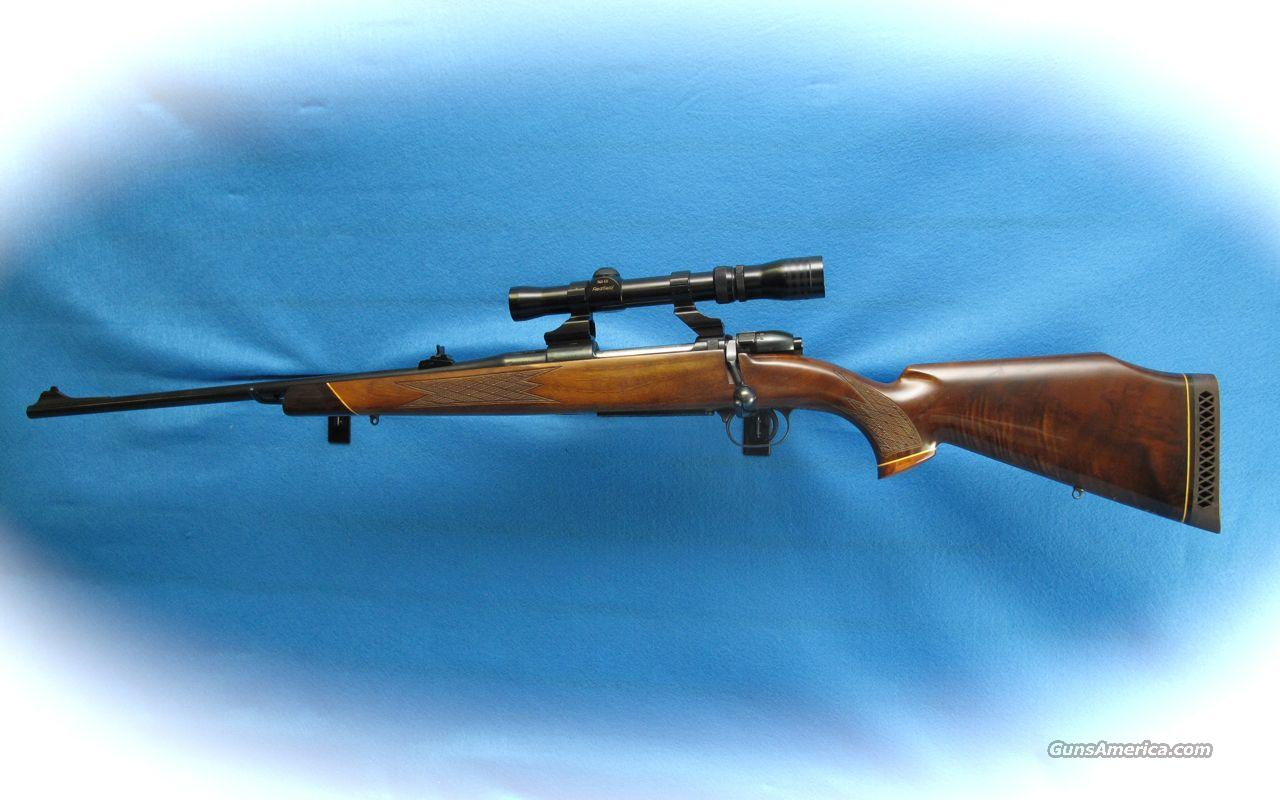 Mauser 3000L 30-06 Cal Left Hand Bolt Action Rifle w/ Redfield Scope  **USED**