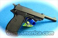 Walther P-38 9mm Pistol **Used**
