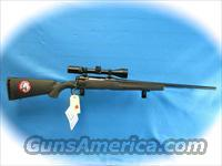 Savage Axis II Xp Bolt Action Rifle/Scope Pkg .270 Win **New**