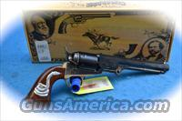 Cimarron Firearms Man With No Name Conversion .38 Spl. Revolver **New**