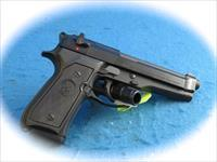"Beretta Model 92FS 9mm Semi Auto Pistol ""Italy"" **New**"