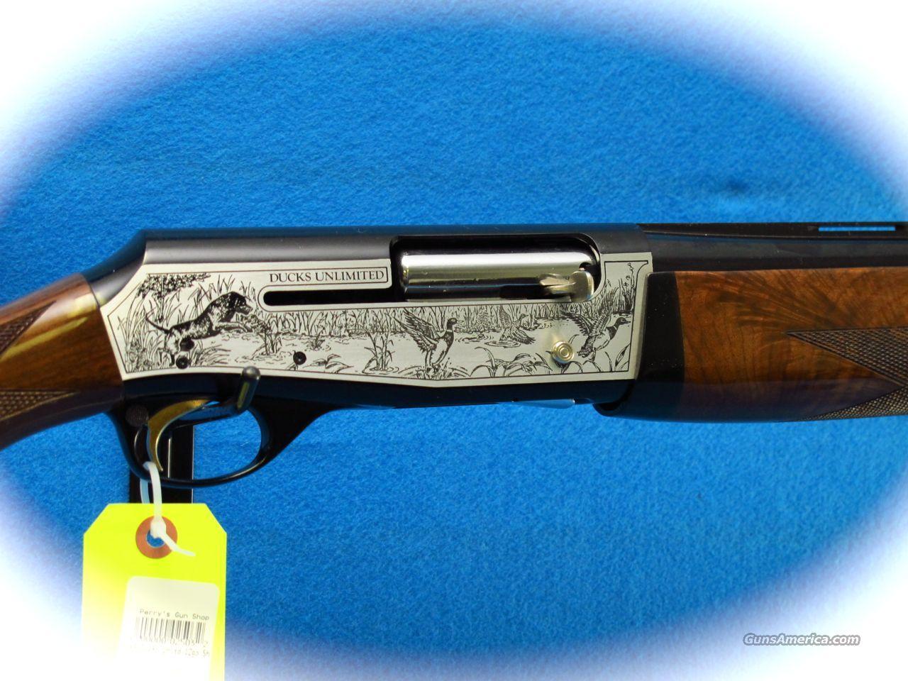 Liberty Auto Sales >> SKB Ducks Unlimited Semi Auto 12 Ga Shotgun **U... for sale