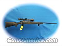 Marlin XS7 Bolt Action Rifle/Scope Pkg Youth Sized 7mm-08 Cal **Used**