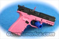 Legacy Sports ISSC M22 .22LR Semi Auto Pistol Pink/Black **New**