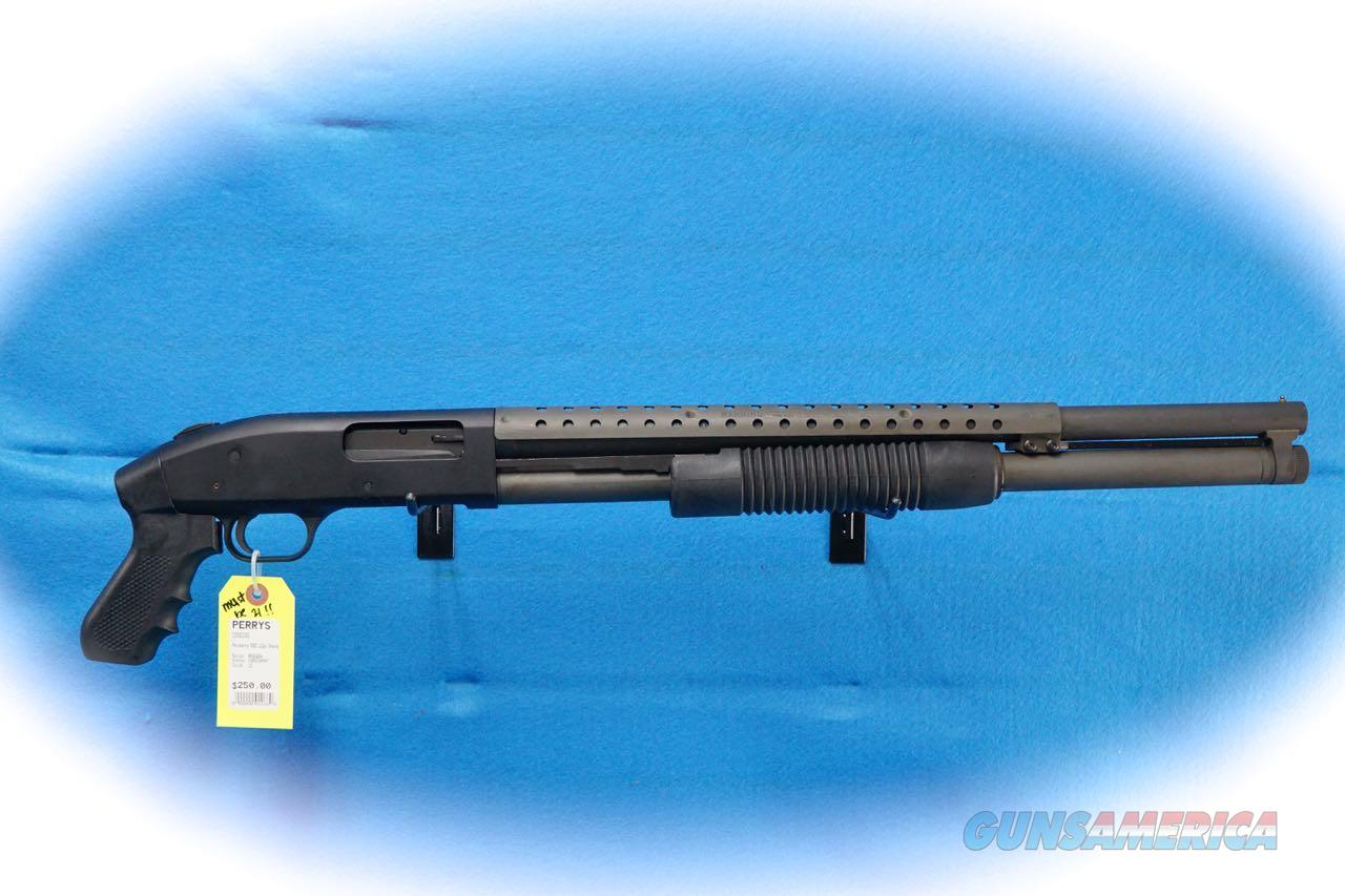 Mossberg 500 12 Ga  Pump Shotgun W/Pistol Grip Stock **Used**