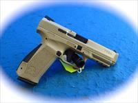 Canik TP-9SF 9mm Semi Auto Pistol Desert Finish **New**