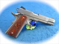 Springfield Armory 1911 Loaded SS .45 ACP Pistol Model PX9151LP **New**