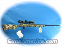 Savage Axis II Xp .22-250 Bolt Action Rifle/Scope Pkg **New**