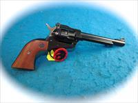Ruger New Model Single Six .22LR Single Action Convertible Revolver **Used**