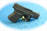Glock Model 26 Gen4 9mm Semi Auto Pistol **New**
