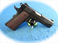 Colt 1911 Combat Commander 9mm Semi Auto Pistol Model O4942XE **New**