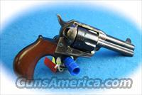 Cimarron Firearms Co. Thunderer .45 Colt SA Revolver Model CA346. **New**