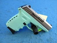 SCCY Model CPX-2 CBSB Blue/SS 9m Pistol **New**