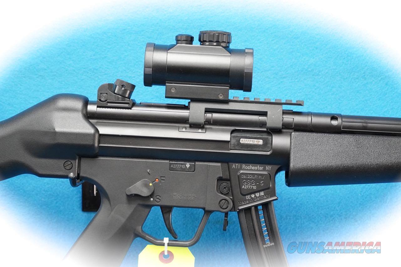 ATI GSG-5  22LR Semi Auto Rifle **Used**