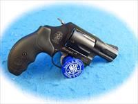 Smith & Wesson Model 360J .38 Spl Scandium Frame Airweight Revolver **Like New**