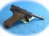 Luger Model P-08 Made by DWM 1916 9mm Pistol **Used**