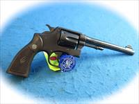 Smith & Wesson M&P Model of 1905 38 Hand Ejector 4th Change Revolver .38 Spl **Used**