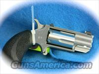 North American Arms Pug .22 Mag Mini Revolver  **New**
