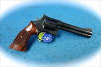 Smith & Wesson Model 586-1 Distinguished Combat Magnum Revolver **Used**
