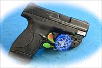 Smith & Wesson M&P Shield .40 S&W Cal W/CT Green Laser **New**