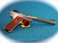 Ruger Mark III Competition Target Model .22LR Semi Auto Pistol **New**