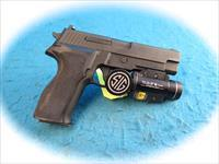 Sig Sauer P226 Nitron Finish 9mm Pistol W/ Streamlight TLR-2G **Used**