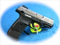 Ruger SR9C Compact 9mm Semi Auto Pistol SS Model 3313 **New**