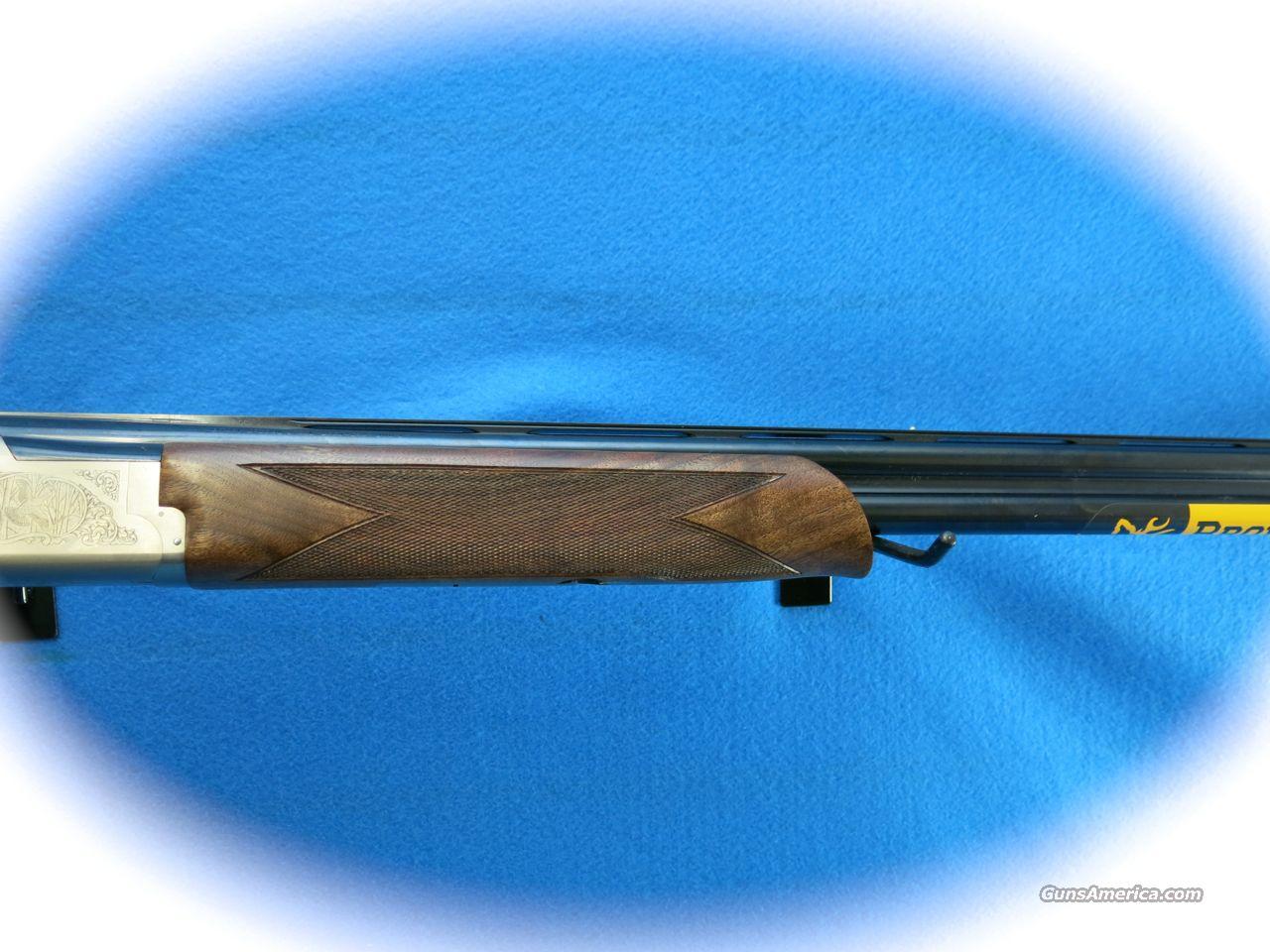 Browning Citori 725 Field 20 Gauge O/U Shotgun **New**