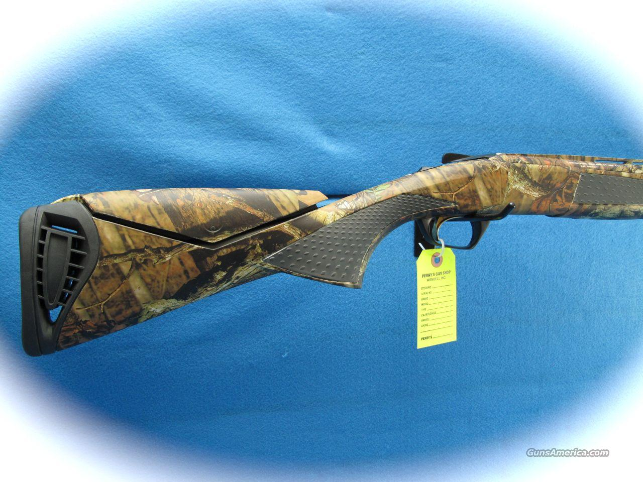 Browning Cynergy 12 Ga Over Under Shotgun Quot Mossy Oak I