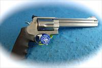 "Smith & Wesson Model S&W500 SS 8 3/8"" .500 S&W Magnum Cal **New**"
