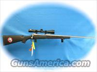 Savage 116 Trophy Hunter Xp SS .270 Cal Rifle/Scope Pkg **New**