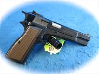 Browning Hi-Power Sport 9mm Semi Auto Pistol **New**