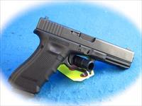 Glock Model 17 Gen 4 9mm Semi Auto Pistol **Used**