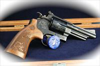 Smith & Wesson Model 29 .44 Mag Revolver Engraved **New**