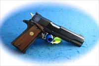 Colt 1911 MK/IV Series 70 Gold Cup National Match Semi Auto Pistol .45 ACP **Used**