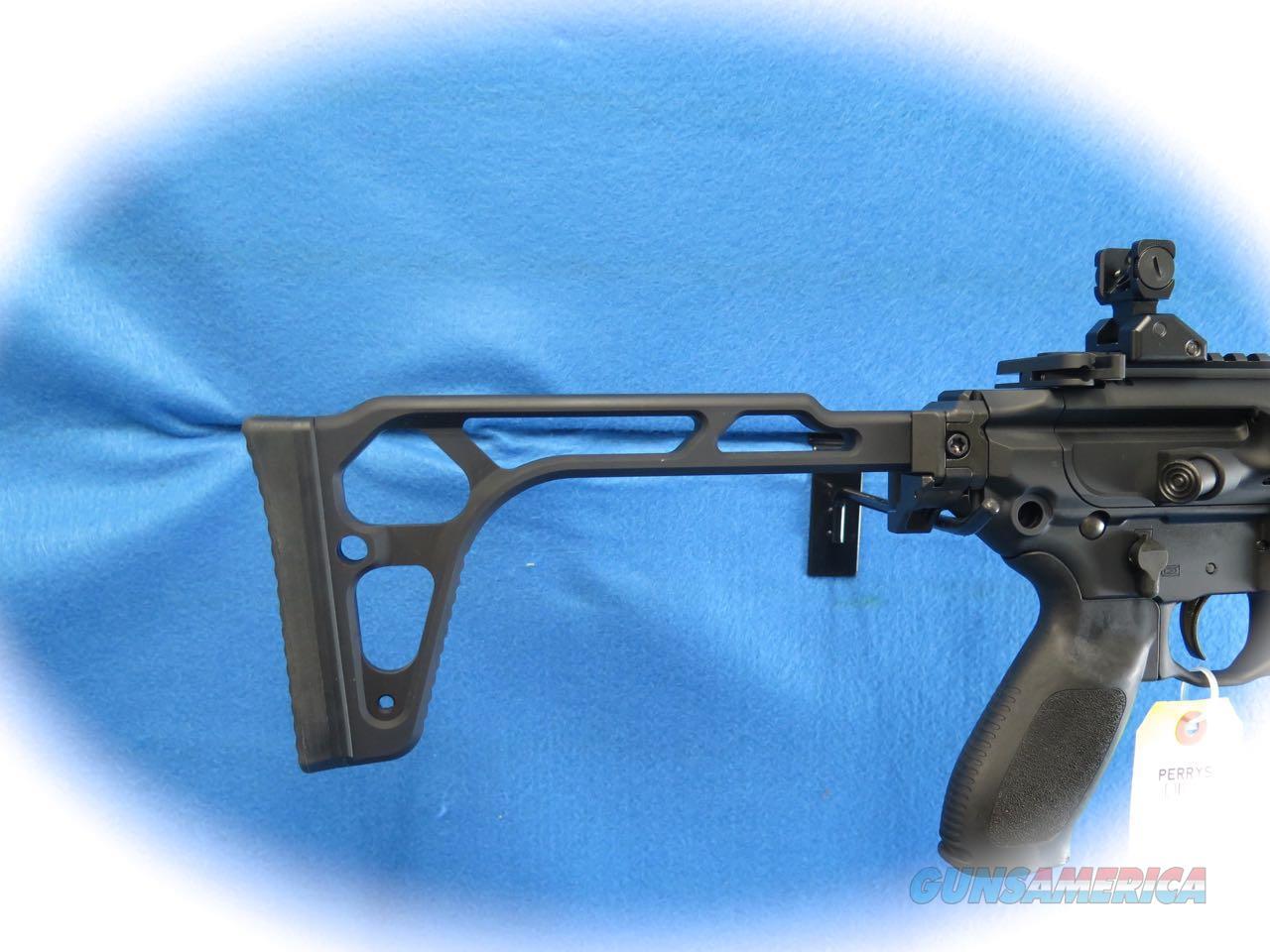Sig sauer mcx 5 56mm semi auto rifle new