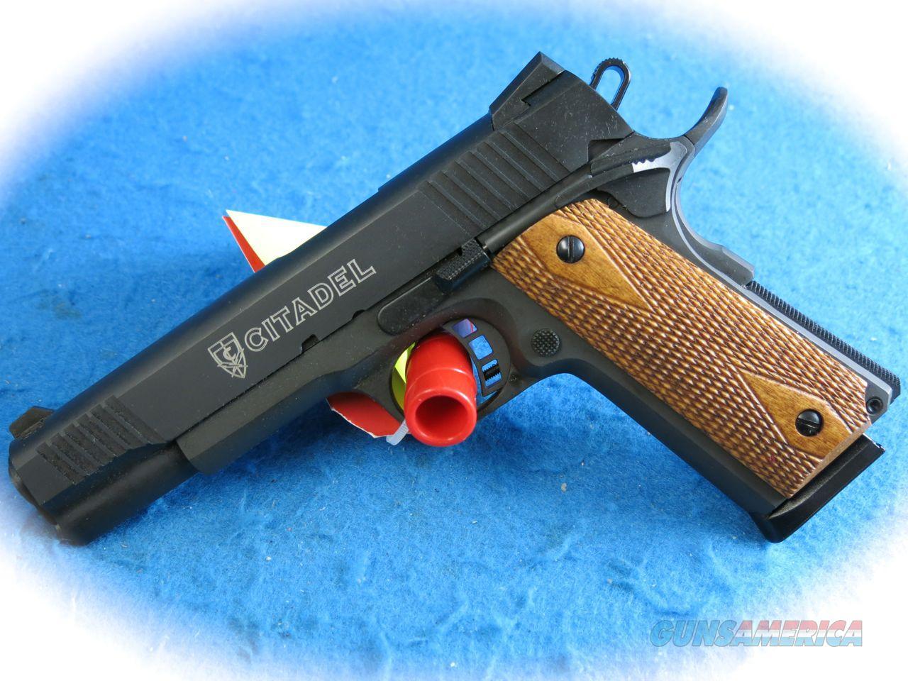 citadel m 1911 45 acp full size pistol new for sale. Black Bedroom Furniture Sets. Home Design Ideas