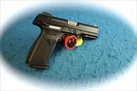 Ruger SR40 .40 S&W Cal Semi Auto Pistol Model 3471 **New**
