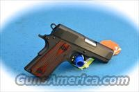 Colt 1911 New Agent .45 ACP PIstol **New**  ON SALE