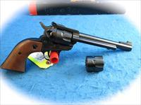 Ruger Super Single Six Convertible .22 Mag/.22LR Single Action Revolver **Used**