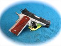 Kimber 1911 Pro Carry II .45 ACP Pistol Two-Tone Model 3200333 **New**