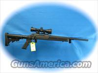 Mossberg MVP Flex Bolt Action 5.56mm Rifle W/Scope **New**