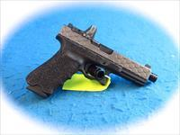 Glock 17 Gen 4 9mm Pistol Customized w/ ZEVTechnolgies Slide & Parts **Used**