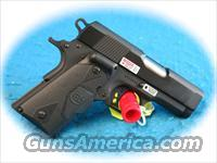 Colt 1911 New Agent .45 ACP Pistol W/Laser Grips **New** ON SALE!!