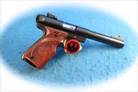 Ruger Mark III Target Pistol W/Wood Grip HB Model 10159 **New**